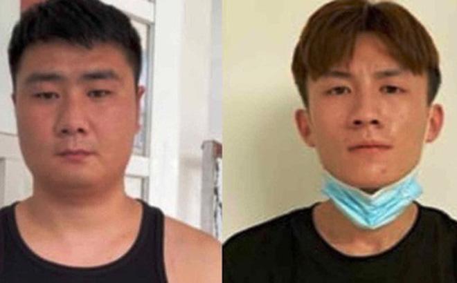 Bà Rịa – Vũng Tàu phát thông báo tìm 2 người Trung Quốc trốn cách ly ở Bình Dương