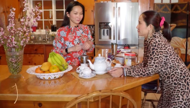 Từ bỏ showbiz Việt, diễn viên Kim Hiền có cuộc sống ra tại Mỹ? - Ảnh 1.
