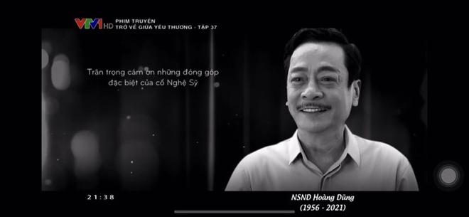 Rơi nước mắt với thước phim đặc biệt của NSND Hoàng Dũng xuất hiện trên VTV - Ảnh 4.