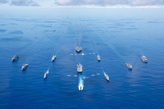 Vì sao Mỹ thành lập Nhóm công tác quân sự đặc nhiệm để xem xét chính sách Trung Quốc? - Ảnh 5.