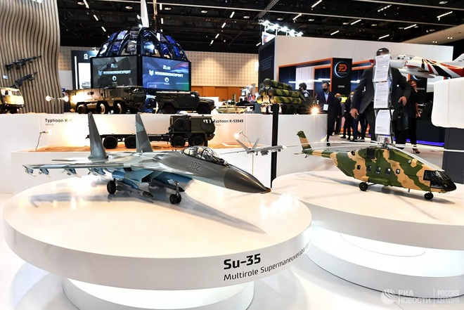 Nga khoe vũ khí gì mới tại triển lãm IDEX-2021 ở UAE? - Ảnh 3.