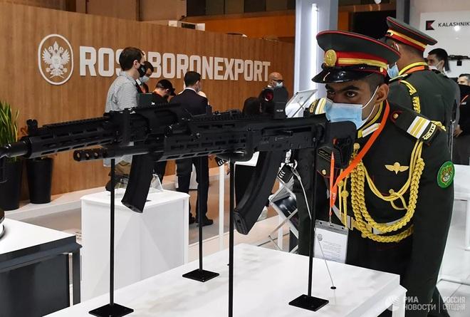 Nga khoe vũ khí gì mới tại triển lãm IDEX-2021 ở UAE? - Ảnh 14.