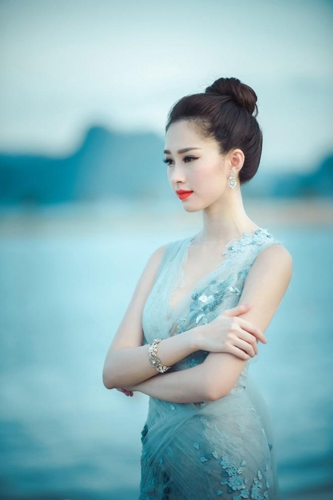 Top 3 HHVN 2012: Hoa hậu Đặng Thu Thảo và 2 á hậu đều có hôn nhân viên mãn - Ảnh 3.