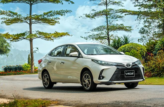 Chiếc Toyota Vios 2021 đầu tiên xuất hiện tại Việt Nam, giá chỉ từ 478 triệu đồng - Ảnh 3.