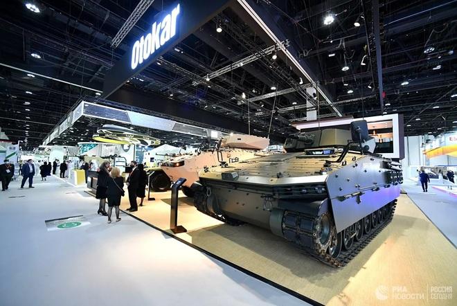 Nga khoe vũ khí gì mới tại triển lãm IDEX-2021 ở UAE? - Ảnh 5.