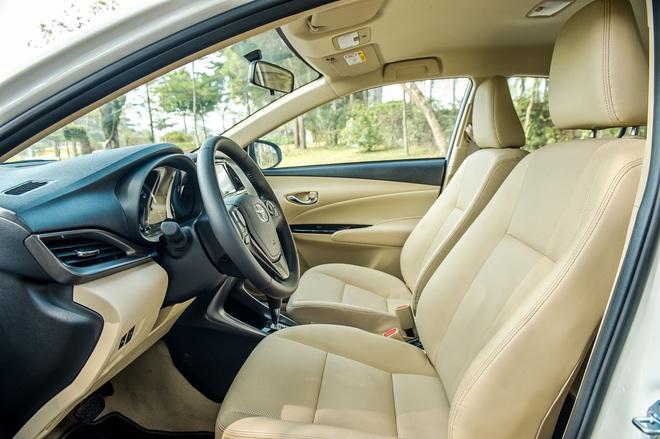 Chiếc Toyota Vios 2021 đầu tiên xuất hiện tại Việt Nam, giá chỉ từ 478 triệu đồng - Ảnh 7.