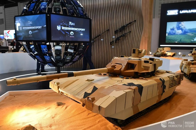 Nga khoe vũ khí gì mới tại triển lãm IDEX-2021 ở UAE? - Ảnh 8.