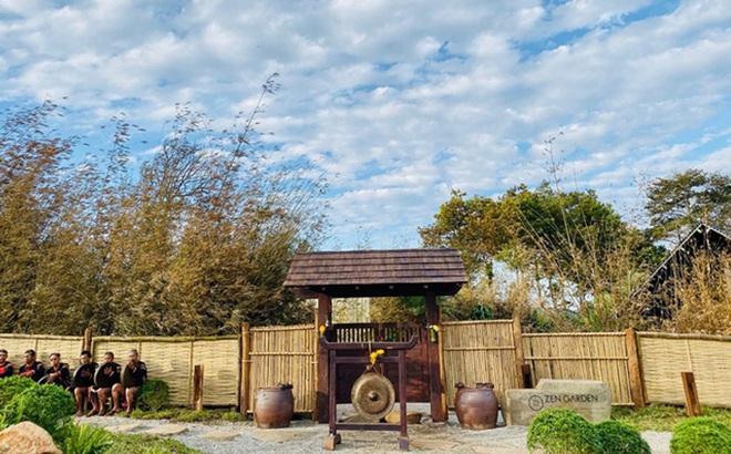 Vườn chữa lành rộng 9.000 m2 của ông Đặng Lê Nguyên Vũ: Khách trả vé bằng… cây