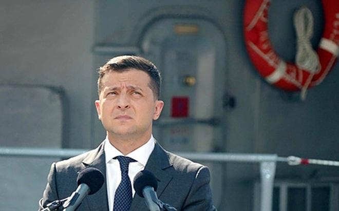 """Xôn xao chuyện Ukraine định ép Crimea đến """"đường cùng"""" trong khủng hoảng: TT Zelensky lên tiếng"""