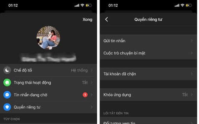 """Bí ẩn thú vị trên Messenger, """"an toàn hơn"""" khi nhận tin nhắn nhạy cảm, người dùng đã biết chưa?"""