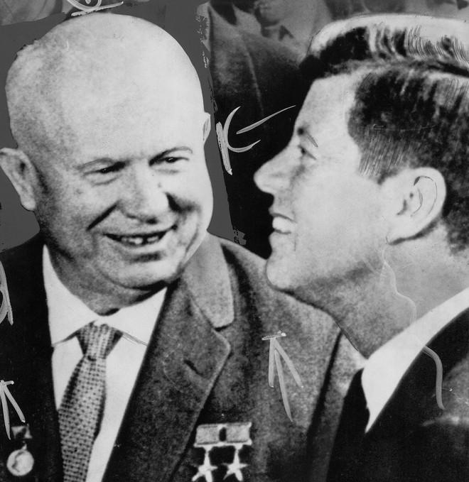 Tổng bí thư Liên Xô Nikita Khrushchev đã ra lệnh ám sát Tổng thống Mỹ John Kennedy? - Ảnh 2.