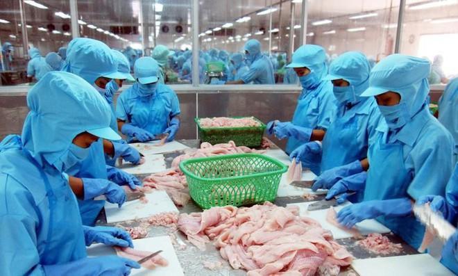 Nhiều tiền mà gặp khó, Nữ hoàng cá tra Việt Nam bán phồng tôm và nước ép rau quả - Ảnh 1.