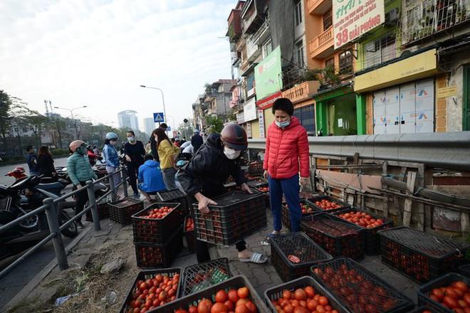 Hà Nội vận động bếp ăn tập thể tiêu thụ nông sản Hải Dương, Quảng Ninh - Ảnh 1.