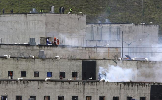 62 tù nhân tử vong ở Ecuador: Nhiều nạn nhân bị chặt đầu, phân xác do thanh toán băng đảng