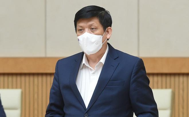 Bộ trưởng Y tế Nguyễn Thanh Long: Trong năm 2021, đảm bảo không thiếu vaccine Covid-19