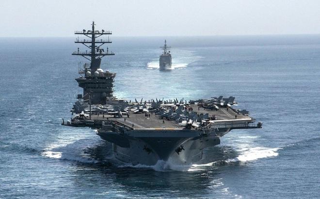 """Chính quyền Biden gia tăng sức ép """"tứ bề"""" với Trung Quốc trên Biển Đông"""