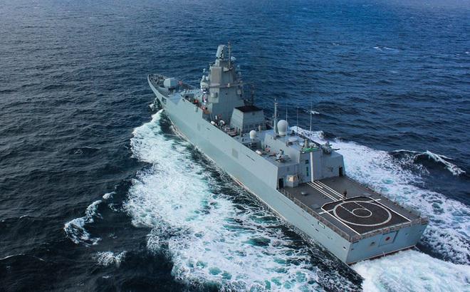 Bí mật quân sự: Uy lực của tàu khu trục khác thường nhất của quân đội Putin