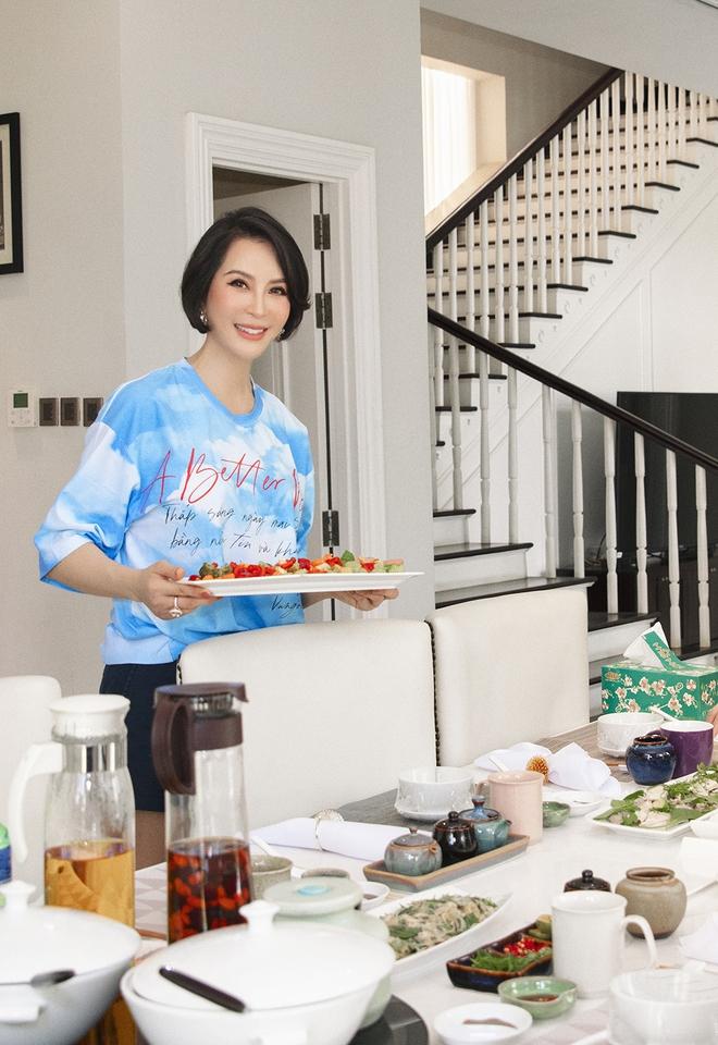 Giáng My đến thăm căn biệt thự triệu đô của Thanh Mai - Ảnh 6.