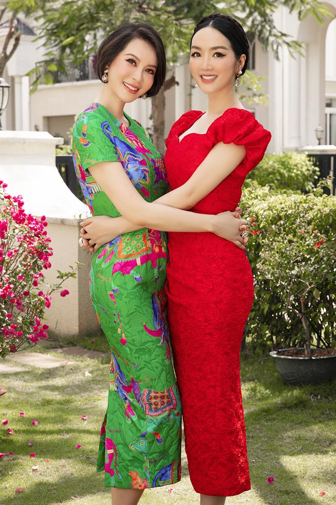 Giáng My đến thăm căn biệt thự triệu đô của Thanh Mai - Ảnh 3.