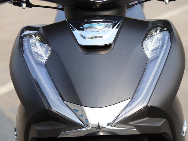 Xuất hiện xe tiểu SH - na ná Honda SH với trang bị độc nhất phân khúc - Ảnh 2.