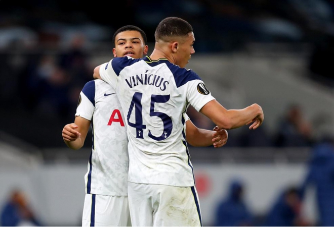 Bale và Alli tỏa sáng, Tottenham giành vé đầu tiên vào vòng 1/8 Europa League - Ảnh 2.