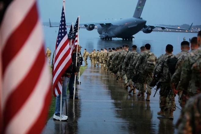 Top 5 cường quốc quân sự mạnh nhất thế giới - ảnh 1