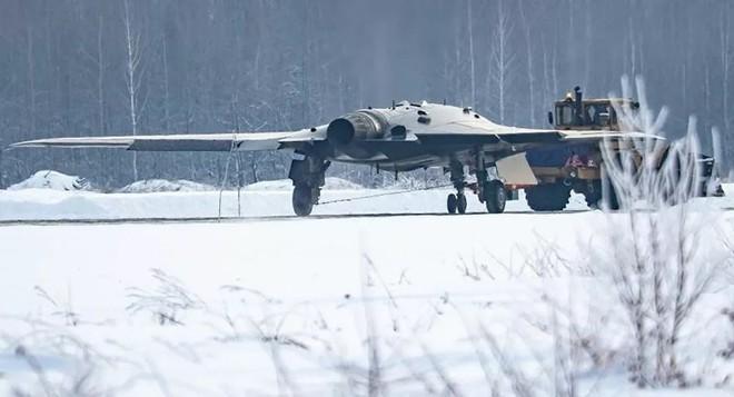 Tiết lộ khả năng của máy bay không người lái Thợ săn của Nga - ảnh 1