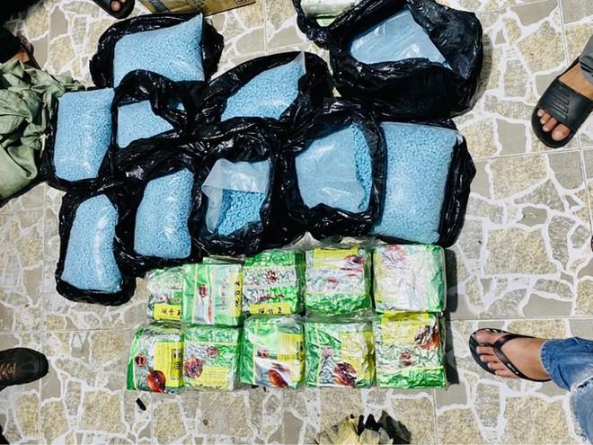 Hé lộ hành trình đánh sập đường dây buôn 217kg ma túy xuyên quốc gia - Ảnh 2.