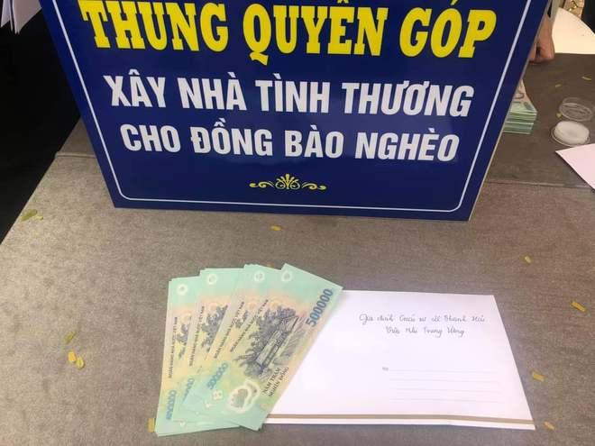Hơn 2 tiếng kêu gọi ở Hà Nội, ông Đoàn Ngọc Hải nhận hơn 110 triệu đồng xây nhà cho người nghèo - Ảnh 2.
