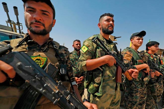 Có người Kurd là có được thiên hạ: Mỹ phản công Nga bất ngờ ở Syria? - Ảnh 4.