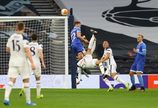 Bale và Alli tỏa sáng, Tottenham giành vé đầu tiên vào vòng 1/8 Europa League - Ảnh 3.