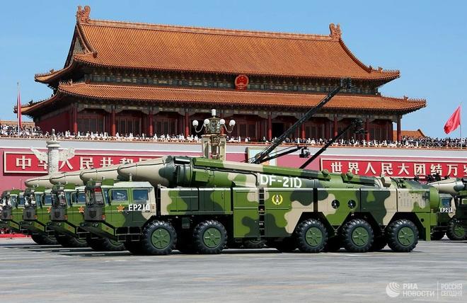 Top 5 cường quốc quân sự mạnh nhất thế giới - ảnh 4