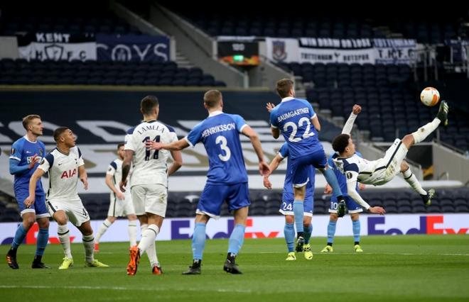 Bale và Alli tỏa sáng, Tottenham giành vé đầu tiên vào vòng 1/8 Europa League - Ảnh 4.