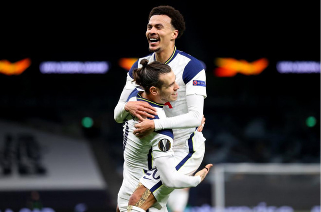 Bale và Alli tỏa sáng, Tottenham giành vé đầu tiên vào vòng 1/8 Europa League - Ảnh 7.