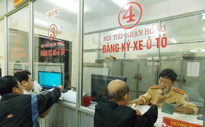 Hà Nội chuyển nơi đăng ký xe 4 quận nội thành đến địa điểm mới