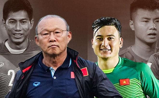 Văn Lâm khiến HLV Park Hang-seo 'đau đầu' trước vòng loại World Cup 2022