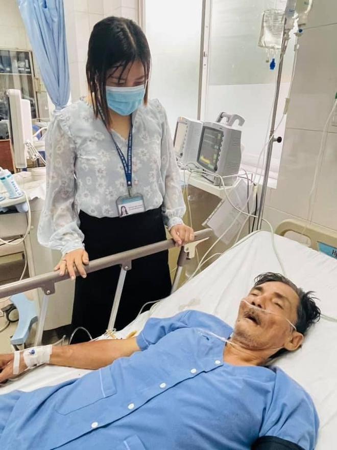 Diễn viên Thương Tín đột quỵ, sức khỏe nguy kịch, chưa liên hệ được người thân - Ảnh 2.