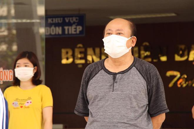 Tin vui: Bệnh nhận nặng nhất tại Hải Dương từng nằm ICU đã được công bố khỏi bệnh - Ảnh 1.