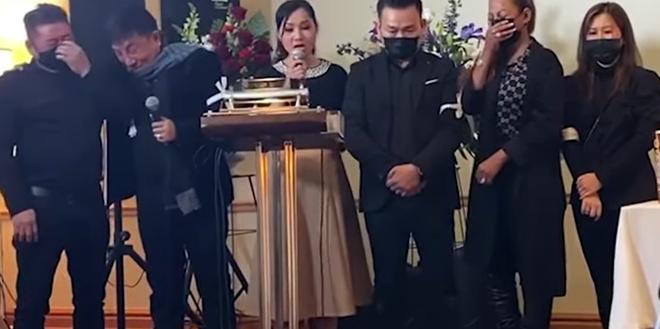 Em gái kết nghĩa của Vân Quang Long nói thẳng sự thật thật bức xúc trong lễ giỗ 49 ngày anh trai - Ảnh 3.