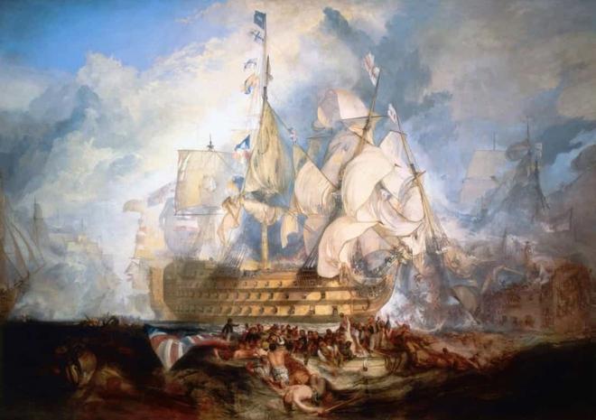 Điểm lại những trận chiến trên biển lớn nhất trong lịch sử thế giới  - Ảnh 2.