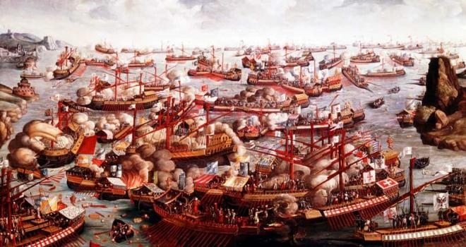 Điểm lại những trận chiến trên biển lớn nhất trong lịch sử thế giới  - Ảnh 5.