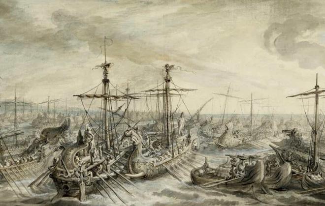 Điểm lại những trận chiến trên biển lớn nhất trong lịch sử thế giới  - Ảnh 6.