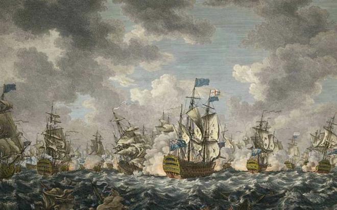 Điểm lại những trận chiến trên biển lớn nhất trong lịch sử thế giới  - Ảnh 10.