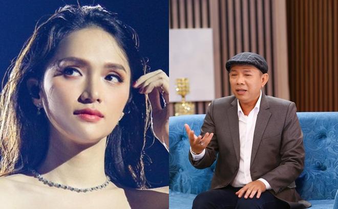 Bị nhắc lại scandal với Hương Giang, nghệ sĩ Trung Dân nói gì?