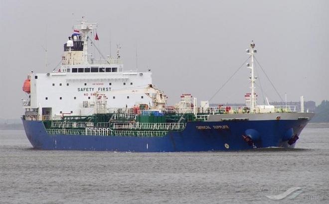 Hàn Quốc hối thúc Iran sớm thả tàu hóa chất của Hàn Quốc bị bắt giữ