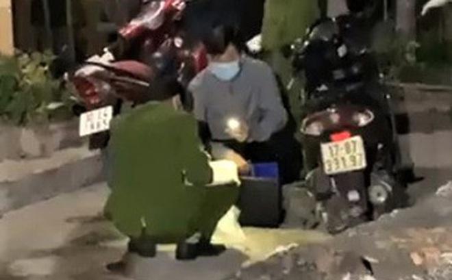Đôi nam nữ gục trên vũng máu ở Thái Bình: Mâu thuẫn tình ái, đâm người tình rồi tự sát