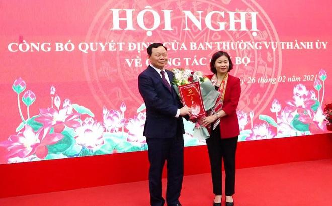 Ông Đinh Trường Thọ được điều động làm Bí Thư quận Đống Đa Hà Nội