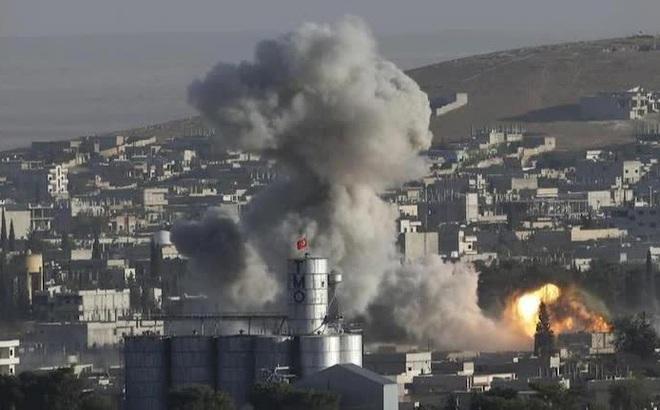 Mỹ bất ngờ không kích Syria, TNS Nga cảnh cáo: Syria cũng có vũ khí hiện đại, Mỹ hãy coi chừng!