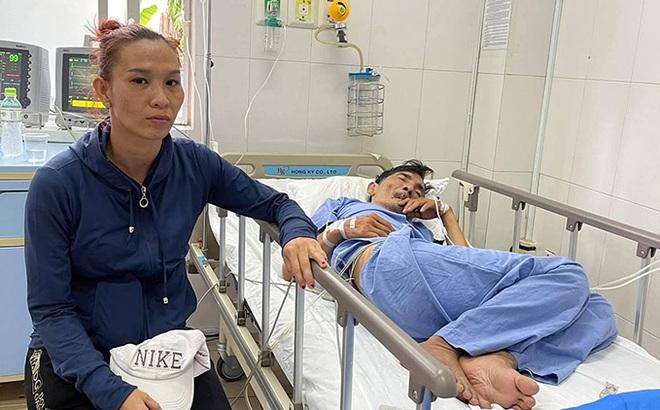"""Vợ Thương Tín tiết lộ: Anh ấy bảo """"đưa anh về nhà đi, anh nghĩ không ổn rồi"""""""