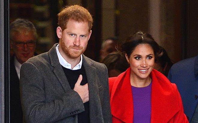 Hoàng tử Harry bất ngờ hé lộ lý do rời Hoàng gia Anh